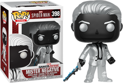 Marvel's Spider-Man (2018) - Mister Negative Pop! Vinyl Figure
