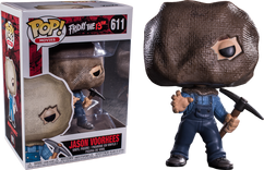 Friday the 13th Part 2 - Jason Voorhees US Exclusive Pop! Vinyl Figure