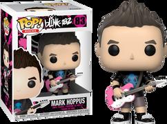 Blink 182 - Mark Hoppus Pop! Vinyl Figure