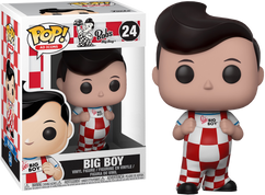 Bob's Big Boy - Big Boy Pop! Vinyl Figure