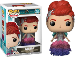 Aquaman (2018) - Mera in Gown US Exclusive Pop! Vinyl Figure