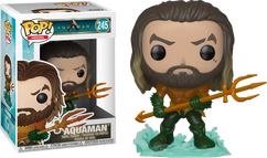 Aquaman (2018) - Aquaman Pop! Vinyl Figure