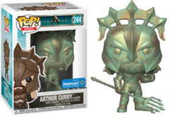 Aquaman (2018) - Arthur Curry as Gladiator Patina US Exclusive Pop! Vinyl Figure