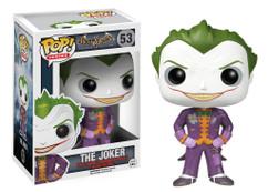 The Joker - Batman - Arkham Asylum - Pop! Vinyl Figure