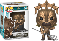Aquaman (2018) - Arthur Curry as Gladiator Pop! Vinyl Figure