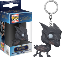 Fantastic Beasts 2: The Crimes Of Grindelwald - Thestral Pocket Pop! Vinyl Keychain