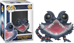 Fantastic Beasts 2: The Crimes Of Grindelwald - Chupacabra with Open Mouth US Exclusive Pop! Vinyl Figure