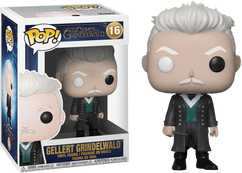 Fantastic Beasts 2: The Crimes Of Grindelwald - Gellert Grindelwald Pop! Vinyl Figure