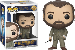 Fantastic Beasts 2: The Crimes Of Grindelwald - Albus Dumbledore Pop! Vinyl Figure