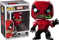 Spider-Man - Toxin US Exclusive Pop! Vinyl Figure