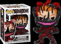 Venom - Carnage Pop! Vinyl Figure