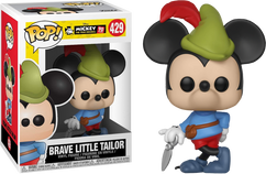 Disney - Brave Little Tailor 90th Anniversary Pop! Vinyl Figure