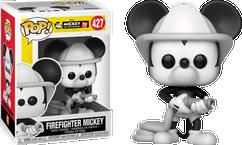 Disney - Firefighter Mickey 90th Anniversary Pop! Vinyl Figure