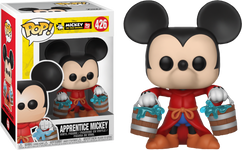Disney - Apprentice Mickey 90th Anniversary Pop! Vinyl Figure