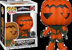 Power Rangers - Pumpkin Rapper US Exclusive Pop! Vinyl Figure