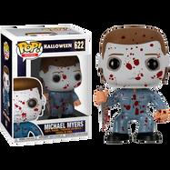 Halloween - Michael Myers Blood Splatter US Exclusive Pop! Vinyl Figure