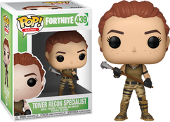 Fortnite - Tower Recon Specialist Pop! Vinyl Figure