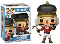 Fortnite - Crackshot US Exclusive Pop! Vinyl Figure