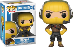 Fortnite - Raptor Pop! Vinyl Figure