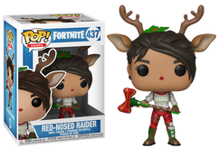 Fortnite - Red-Nosed Raider US Exclusive Pop! Vinyl Figure