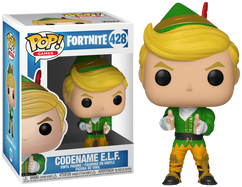 Fortnite - Codename E.L.F. US Exclusive Pop! Vinyl Figure