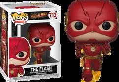The Flash: TV Series - The Flash Running Pop! Vinyl Figure