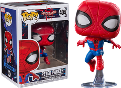Spider-Man: Into The Spider-Verse - Peter Parker Spider-Man Pop! Vinyl Figure