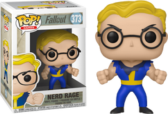 Fallout - Nerd Rage Vault Boy Pop! Vinyl Figure