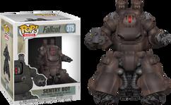 "Fallout - Sentry Bot 6"" Super Sized Pop! Vinyl Figure"