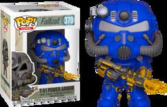Fallout - Vault Tec T-51 Power Armor US Exclusive Pop! Vinyl Figure