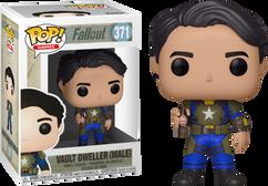 Fallout - Vault Dweller Male Pop! Vinyl Figure