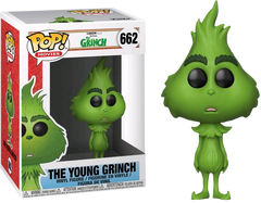 The Grinch (2018) - The Young Grinch Pop! Vinyl Figure