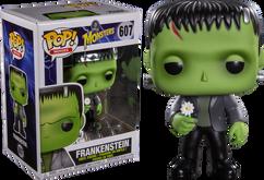 Universal Monsters - Frankenstein with Flower US Exclusive Pop! Vinyl Figure
