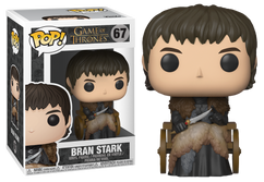 Game of Thrones - Bran Stark in Wheelchair Pop! Vinyl Figure
