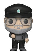 George R.R. Martin - George R.R. Martin US Exclusive Pop! Vinyl Figure