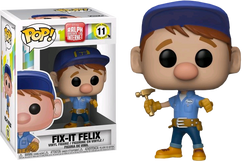 Ralph Breaks The Internet - Fix-It Felix Pop! Vinyl Figure