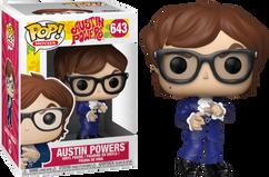 Austin Powers - Austin Powers Pop! Vinyl Figure