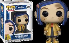 Coraline - Coraline Doll Pop! Vinyl Figure