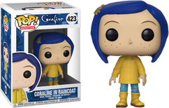 Coraline - Coraline in Raincoat Pop! Vinyl Figure