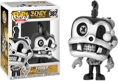 Bendy and the Ink Machine - Fisher Pop! Vinyl Figure