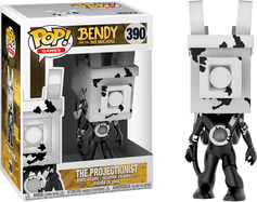 Bendy and the Ink Machine - The Projectionist Pop! Vinyl Figure