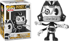Bendy and the Ink Machine - Striker Pop! Vinyl Figure