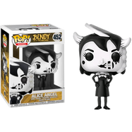 Bendy and the Ink Machine - Alice Physical Form US Exclusive Pop! Vinyl Figure