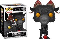 The Witch - Black Philip Pop! Vinyl Figure