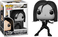 Alita: Battle Angel - Alita Berserker Body Black and White US Exclusive Pop! Vinyl Figure