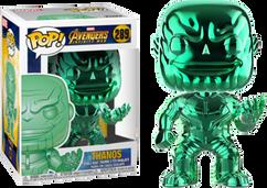 Avengers 3: Infinity War - Thanos Green Chrome US Exclusive Pop! Vinyl Figure