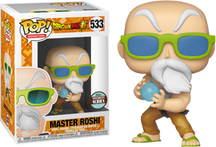 Dragon Ball Super - Master Roshi Max Power Pop! Vinyl Figure