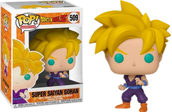 Dragon Ball Z - Super Saiyan Gohan US Exclusive Pop! Vinyl Figure