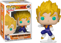 Dragon Ball Z - Super Saiyan Vegito US Exclusive Pop! Vinyl Figure
