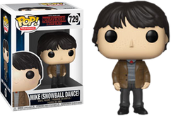 Stranger Things - Mike in Snow Ball Outfit Pop! Vinyl Figure